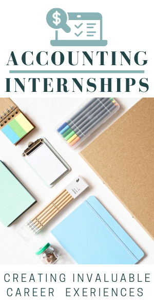 get hired as an accounting intern