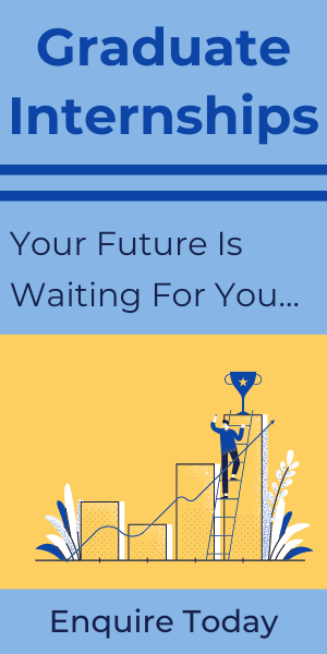 graduate internships waiting for you